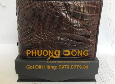 Bạn Nên Chọn Mua Ví Da Cá Sấu Ở Bình Tân?