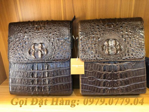 Túi Đeo Chéo Da Cá Sấu (Mã: C11)