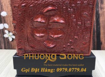 Địa Chỉ Bán Ví Da Cá Sấu Thật 100% Giá Rẻ Tại Bình Tân, Tân Phú