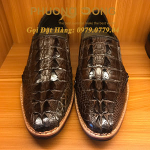 giày da cá sấu cao cấp