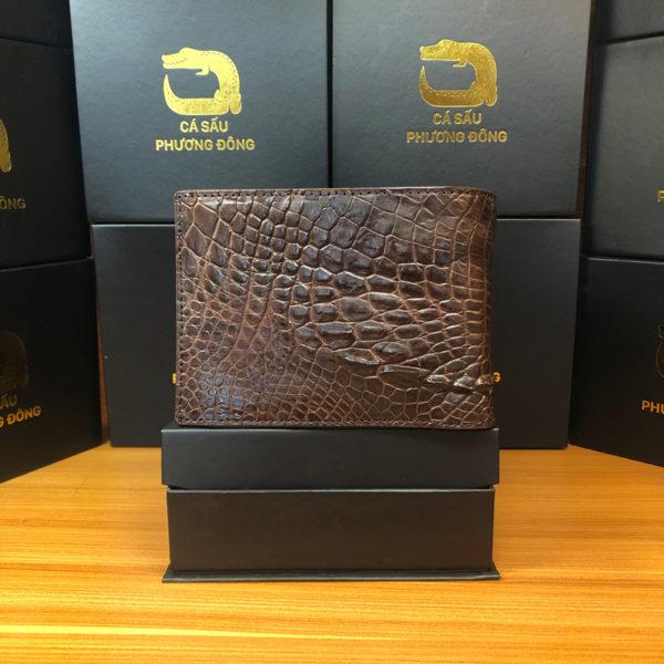 Ví Cá Sấu Tay (Mã: 759)