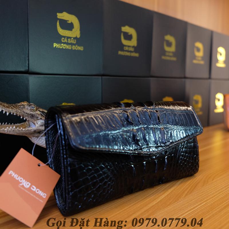 Mua sản phẩm từ đồ da cá sấu có bền không?