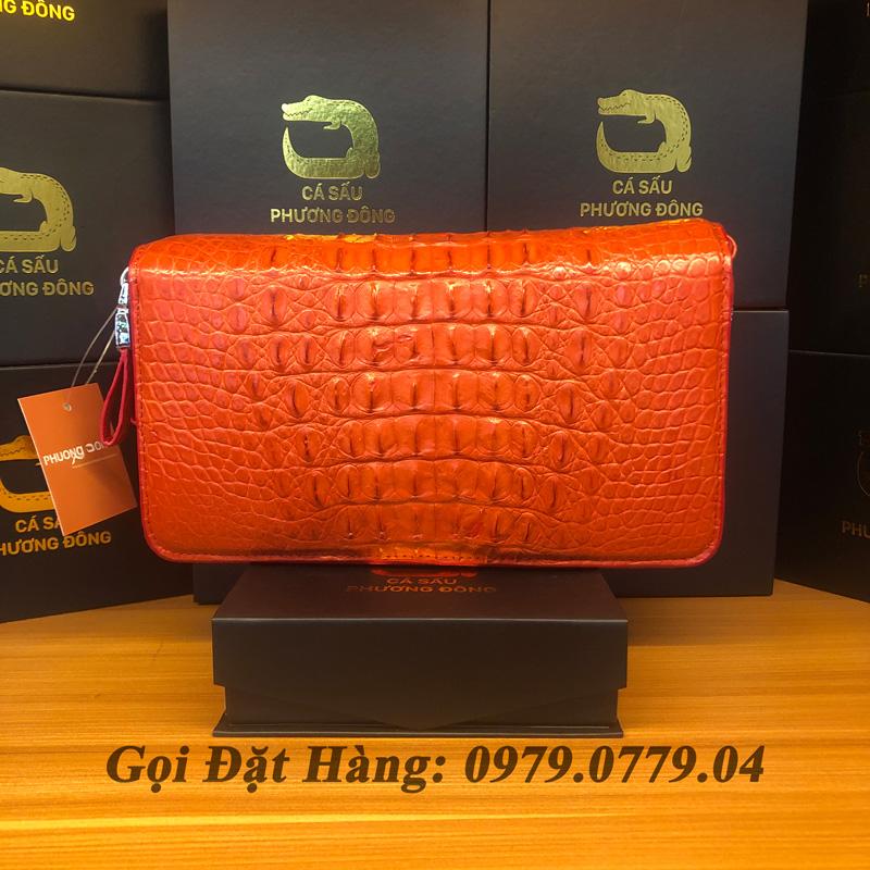 Túi xách da cá sấu dành cho nữ