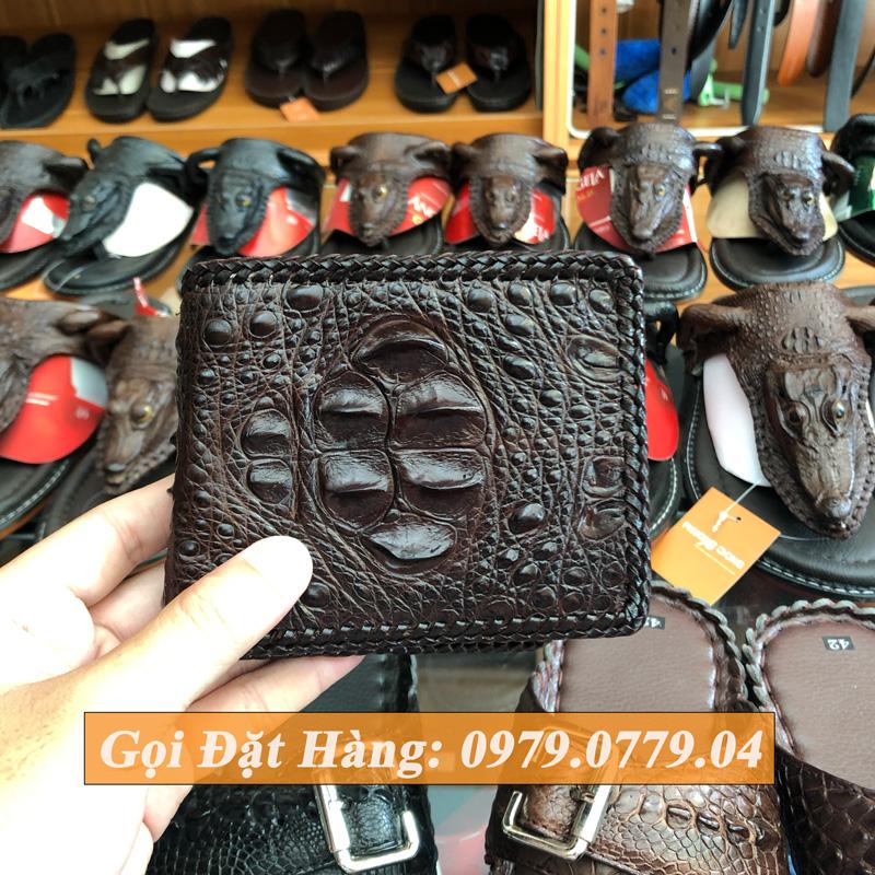 Có nên mua ví da cá sấu Phương Đông không?