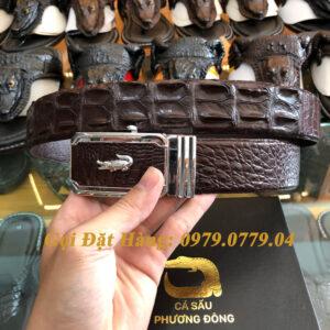 Thắt Lưng Cá Sấu Nối 4cm (Mã: N740)