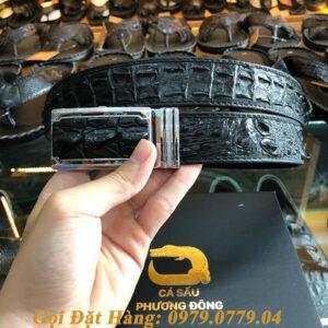 Thắt Lưng Cá Sấu Nối 3.5cm (Mã: 847)