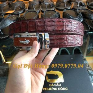 Thắt Lưng Cá Sấu Nối 3.5cm (Mã: 850)