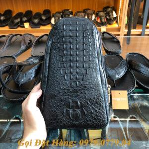 Túi Đeo Chéo Da Cá Sấu (Mã: C16)
