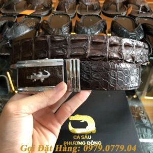 Thắt Lưng Cá Sấu Nối 4cm (Mã: N743)