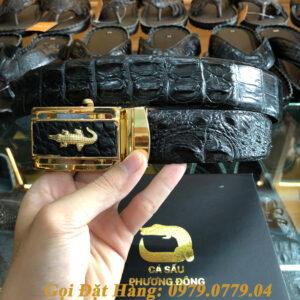 Thắt Lưng Cá Sấu Nối 4cm (Mã: N745)