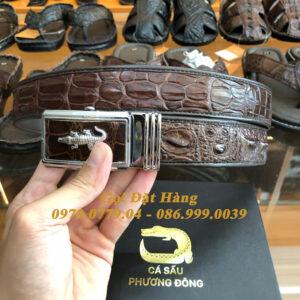 Thắt Lưng Cá Sấu Nối 3.5cm (Mã: 874)