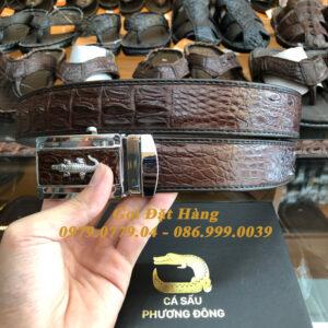 Thắt Lưng Cá Sấu Nối 4cm (Mã: N755)