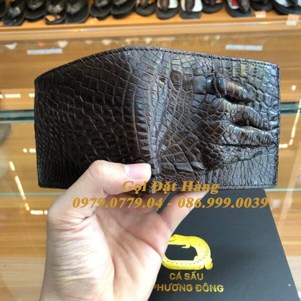 Ví Da Cá Sấu Tay (Mã: 7000)