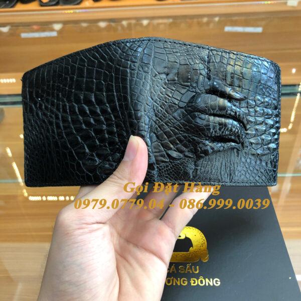 Ví Da Cá Sấu Tay (Mã: 7003)