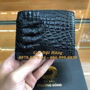 Ví Da Cá Sấu Tay (Mã: 7006)