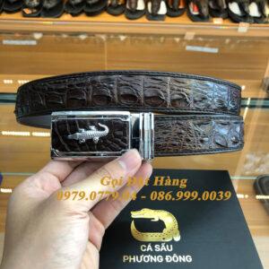 Thắt Lưng Cá Sấu Nối 3.5cm (Mã: 878)