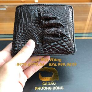 Ví Da Cá Sấu Tay (Mã: 7008)