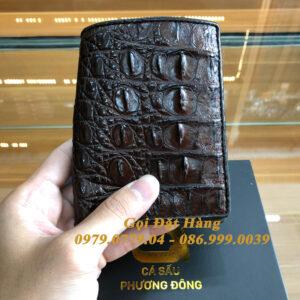 Ví Cá Sấu Gai Lưng (Mã: 4126)