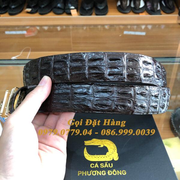 Thắt Lưng Cá Sấu Nối 3.5cm (Mã: 8005)