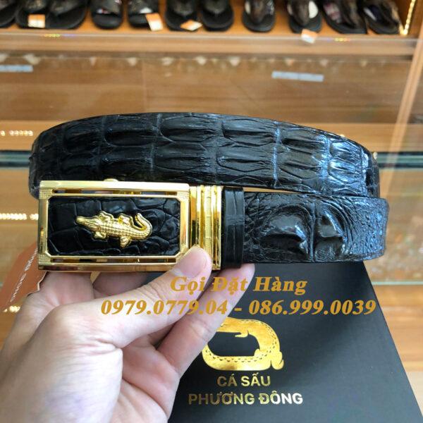 Thắt Lưng Cá Sấu Nối 3.5cm (Mã: 884)