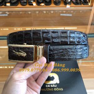 Thắt Lưng Cá Sấu Nối 3.5cm (Mã: 890)
