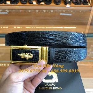 Thắt Lưng Cá Sấu Nối 3.5cm (Mã: 891)