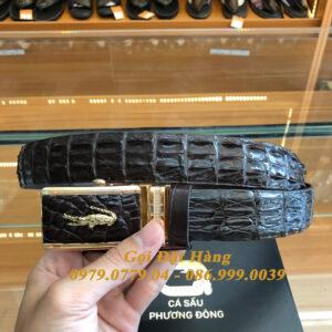 Thắt Lưng Cá Sấu Nối 3.5cm (Mã: 893)