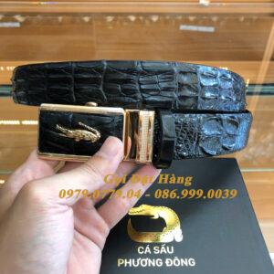 Thắt Lưng Cá Sấu Nối 3.5cm (Mã: 897)