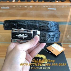 Thắt Lưng Cá Sấu Nối 3.5cm (Mã: 8013)