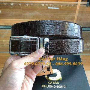 Thắt Lưng Cá Sấu Liền 4cm (Mã: 9280)