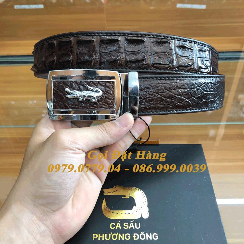 Thắt Lưng Cá Sấu Nối 4cm (Mã: N784)