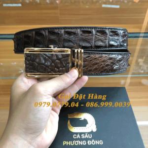Thắt Lưng Cá Sấu Nối 4cm (Mã: N786)