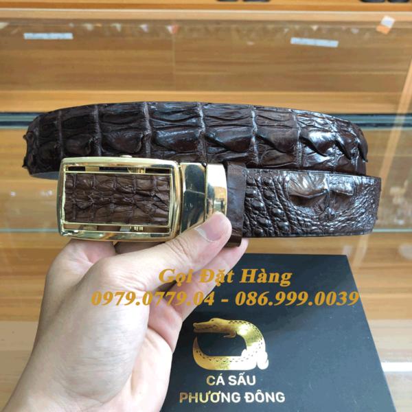 Thắt Lưng Cá Sấu Nối 4cm (Mã: N789)