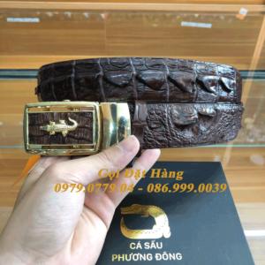 Thắt Lưng Cá Sấu Nối 4cm (Mã: N790)