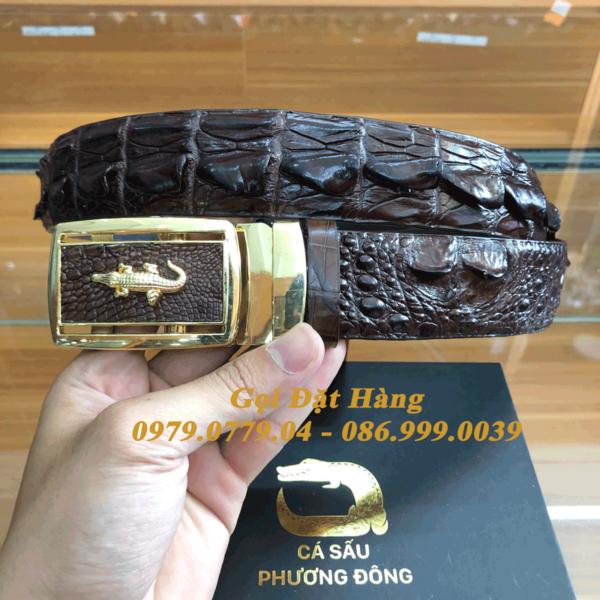 Thắt Lưng Cá Sấu Nối 4cm (Mã: N791)