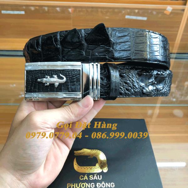 Thắt Lưng Cá Sấu Nối 4cm (Mã: N792)