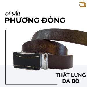 Thắt Lưng Da Bò B380-4