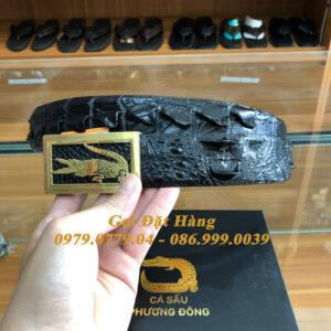 Thắt Lưng Cá Sấu Liền 4cm Đặc Biệt (Mã: 9295)