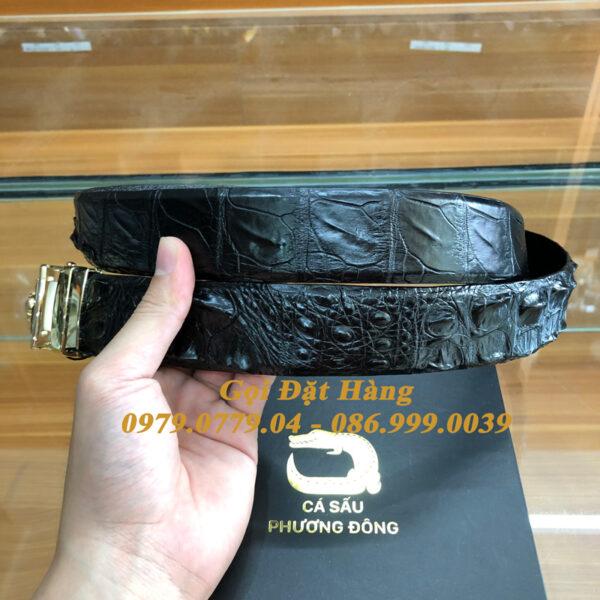 Thắt Lưng Cá Sấu Liền 4cm (Mã: 9305)