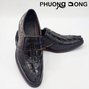 Giày Tây Da Đuôi Cá Sấu - GTV4200